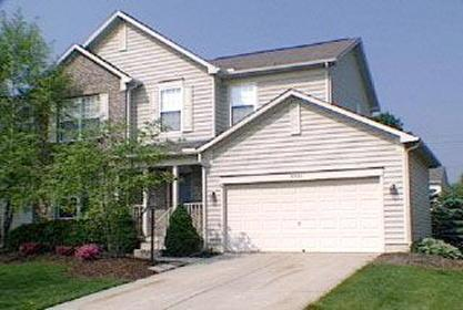 Photo of home for sale at 5591 Barney Drive, Dublin OH
