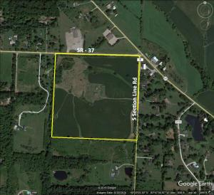 Property for sale at 0 S Section Line Road, Delaware,  OH 43015