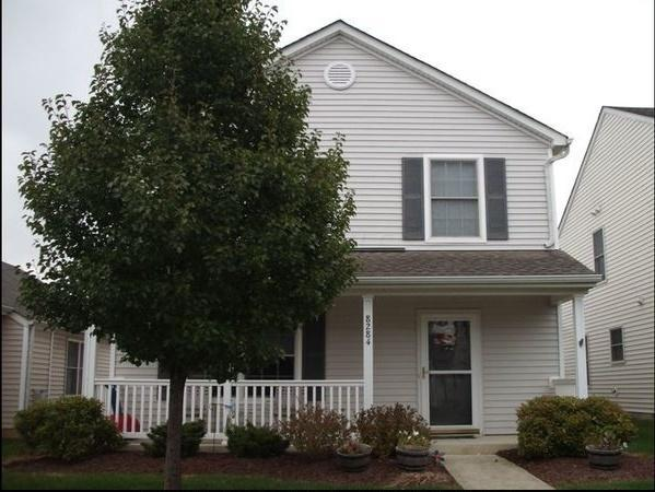 Photo of home for sale at 8284 Carano Way, Columbus OH
