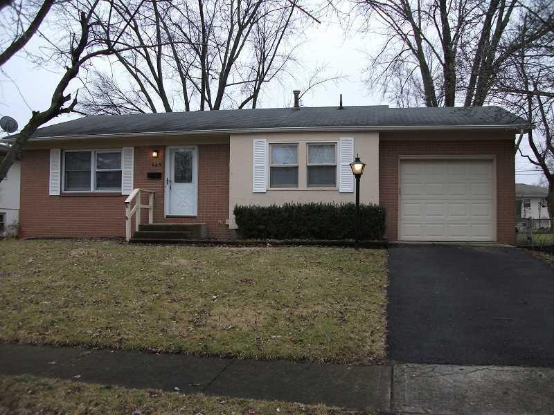 Photo of home for sale at 469 Denwood Court, Columbus OH