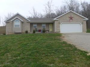 Single Family Home for Sale at 11140 NUMBER EIGHT HOLLOW New Lexington, Ohio 43764 United States