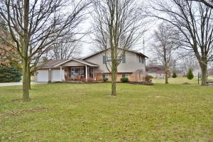 Casa Unifamiliar por un Venta en 2165 County Road 11 Bellefontaine, Ohio 43311 Estados Unidos