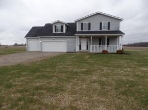 Single Family Home for Sale at 285 Township Road 158 Ashley, Ohio 43003 United States