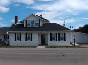 Casa Unifamiliar por un Venta en 49 Main Street Frankfort, Ohio 45628 Estados Unidos