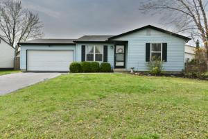 Property for sale at 5369 Bramble Brook Drive, Columbus,  OH 43228