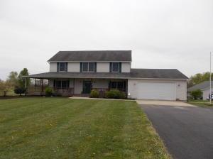 Single Family Home for Sale at 4817 Ashville Fairfield Ashville, Ohio 43103 United States
