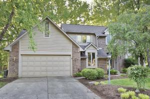 231 Woodedge Circle W, Powell, OH 43065
