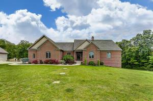Single Family Home for Sale at 11747 Mount Hope Glenford, Ohio 43739 United States
