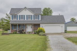 Casa Unifamiliar por un Venta en 15005 Messmore Ashville, Ohio 43103 Estados Unidos