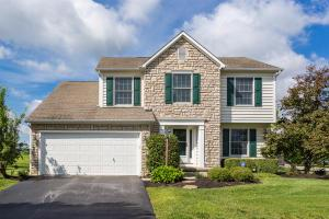 7068 Eventrail Drive, Powell, OH 43065