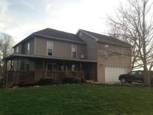 Casa Unifamiliar por un Venta en 2411 Swart Albany, Ohio 45710 Estados Unidos