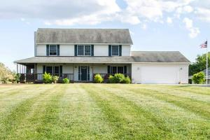 Single Family Home for Sale at 4817 Ashville Fairfield Ashville, Ohio 43103 United States
