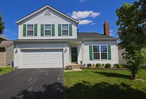 3186 Canyon Bluff Drive, Canal Winchester, OH 43110