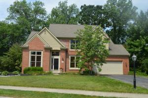 411 Ashmoore Circle W, Powell, OH 43065