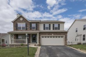 独户住宅 为 销售 在 445 Market Lithopolis, 俄亥俄州 43136 美国