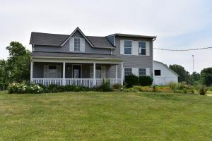 Single Family Home for Sale at 8039 CATAWBA MECHANICSBURG Mechanicsburg, Ohio 43044 United States