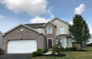 Casa Unifamiliar por un Venta en 203 Victorian Commercial Point, Ohio 43116 Estados Unidos