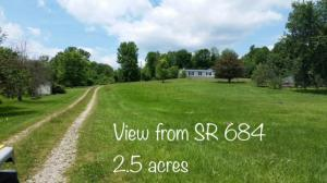 Single Family Home for Sale at 41037 State Route 684 Albany, Ohio 45710 United States