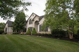 Property for sale at 5420 Gordon Way, Dublin,  OH 43017