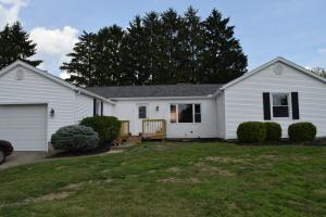 Property for sale at 1266 Edgewood Drive, Circleville,  OH 43113