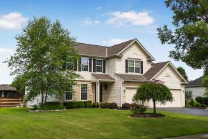 1763 Harrison Pond Drive, New Albany, OH 43054