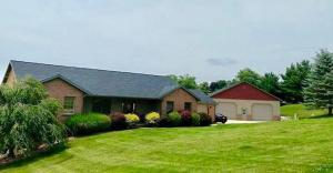 Single Family Home for Sale at 3630 Hayfield Dresden, Ohio 43821 United States