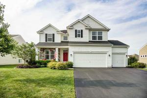 6097 Baumeister Drive, Hilliard, OH 43026
