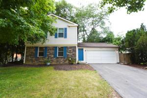 Property for sale at 8163 Saddle Run Road, Powell,  OH 43065