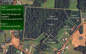 土地 为 销售 在 Marietta Rd. (county rd 11) Junction City, 俄亥俄州 43748 美国