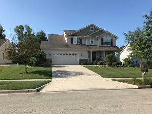 1321 Fox Run Drive, Marysville, OH 43040