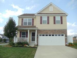 Casa Unifamiliar por un Venta en 732 Green Forest Lithopolis, Ohio 43136 Estados Unidos