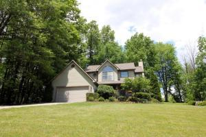 Single Family Home for Sale at 7146 Bennington Chapel Centerburg, Ohio 43011 United States