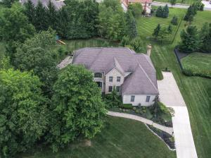 Property for sale at 748 Woods Hollow Lane, Powell,  OH 43065