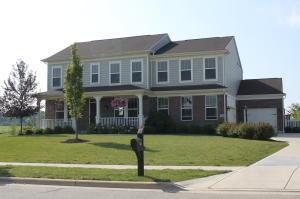 独户住宅 为 销售 在 1628 Adena Pointe Marysville, 俄亥俄州 43040 美国