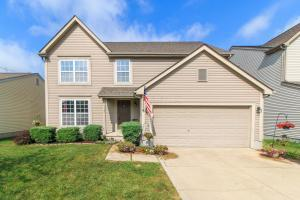 5535 Winchester Meadows Drive, Canal Winchester, OH 43110