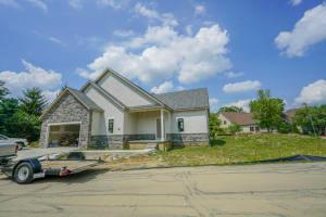 Single Family Home for Sale at 549 Meadowsweet Place Gahanna, Ohio 43230 United States