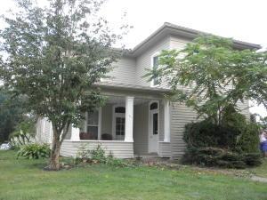 Single Family Home for Sale at 201 Main Centerburg, Ohio 43011 United States