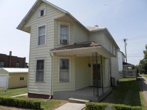 Single Family Home for Sale at 114 Logan 114 Logan Junction City, Ohio 43748 United States