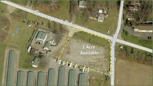 土地,用地 为 销售 在 5621 Groveport 5621 Groveport Groveport, 俄亥俄州 43125 美国