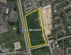 Land for Sale at 4178 Davidson 4178 Davidson Hilliard, Ohio 43026 United States