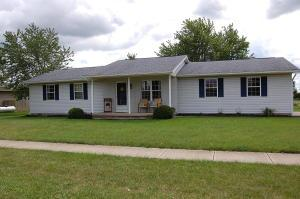 Single Family Home for Sale at 13 Lloyd North Lewisburg, Ohio 43060 United States