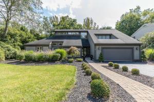 Casa Unifamiliar por un Venta en 4377 Shire Creek 4377 Shire Creek Hilliard, Ohio 43026 Estados Unidos