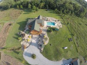 Casa Unifamiliar por un Venta en 8265 Stringtown 8265 Stringtown Mechanicsburg, Ohio 43044 Estados Unidos