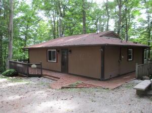Single Family Home for Sale at 383 -A Mohican Lan 383 -A Mohican Lan Hide Away Hills, Ohio 43107 United States