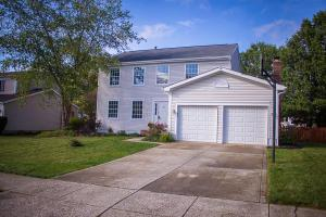Property for sale at 336 Green Meadows W Drive, Powell,  OH 43065
