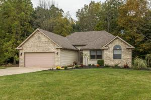 Single Family Home for Sale at 7015 Porter Central Centerburg, Ohio 43011 United States