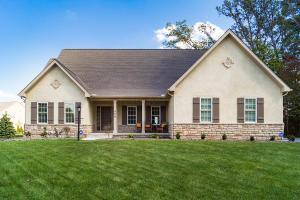 Property for sale at 964 Walker Woods Lane, Marysville,  OH 43040