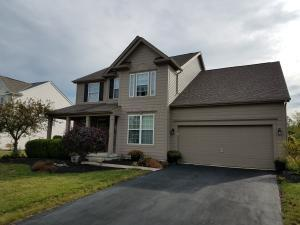 Property for sale at 3256 Benbrook Pond Drive, Hilliard,  OH 43026
