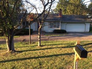 Single Family Home for Sale at 246 Ralph 246 Ralph Jackson, Ohio 45640 United States