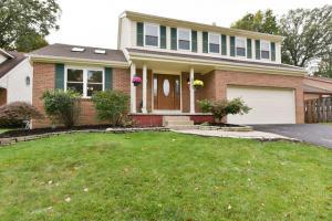 Property for sale at 2345 Woodcreek Place, Powell,  OH 43065